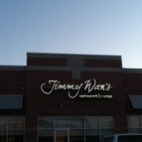 Photo taken at Jimmy Wan's Restaurant and Lounge by Connor C. on 12/28/2012
