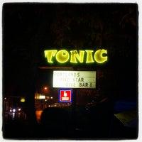 Photo taken at Tonic Lounge by Jeremy H. on 11/15/2012