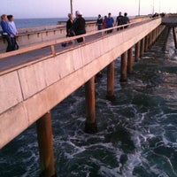 Photo taken at Venice Beach Pier by Piño M. on 7/10/2013
