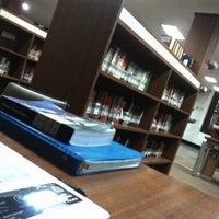 Photo taken at Perpustakaan Nasional RI by Farida A. on 1/11/2014