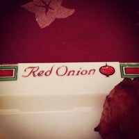 Photo taken at Red Onion by Faisal A. on 7/1/2013