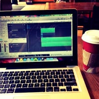 Photo taken at Starbucks by Chad S. on 11/25/2012