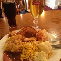 Photo taken at Toby Carvery by Maverickaizer on 8/13/2013