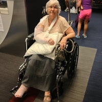 Photo taken at US Airways by Lora M. on 7/6/2013