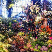Photo taken at New York Botanical Garden by Andre A. on 3/1/2013
