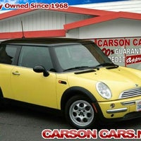 Photo taken at Carson Cars by Adam M. on 12/8/2012