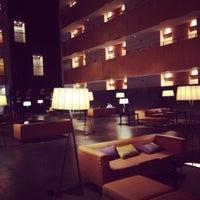 Photo taken at Hotel Tryp Barcelona Aeroport by Nimfospears on 7/22/2014