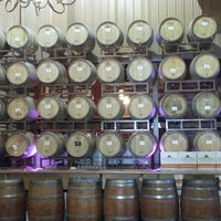 Photo taken at Wilson Creek Winery by Christopher C. on 8/23/2013