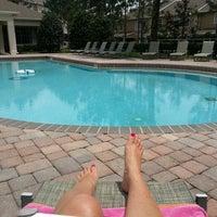Photo taken at Midtowne Pool by Kimmi RoRo on 5/10/2014