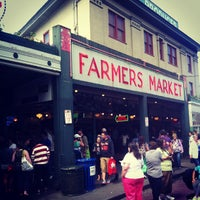 Photo taken at Pike Place Market by Nicole H. on 6/2/2013