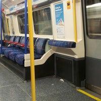 Photo taken at Arnos Grove London Underground Station by Anastasiia on 5/1/2013