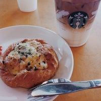Photo taken at Starbucks by Monica W. on 11/15/2014