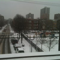 Photo taken at CTA - Thorndale by Matthew M. on 2/2/2013