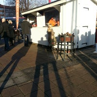 Photo taken at Sölvesborg Station by Peter W. on 12/14/2014