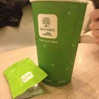 Photo taken at Greentree Caffe by Hana C. on 9/24/2012