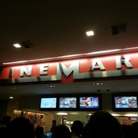 Photo taken at Cinemark by Adriano A. on 12/14/2012