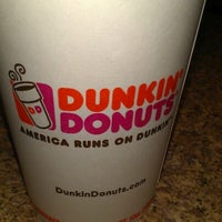 Photo taken at Dunkin Donuts by Evelyn O. on 9/19/2012