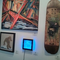 Photo taken at UFORGE Gallery by Richard L. on 9/7/2013
