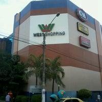 Photo taken at West Shopping by Raqhel C. on 10/24/2012