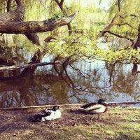 Photo taken at Vondelpark by Эльвира on 5/1/2013