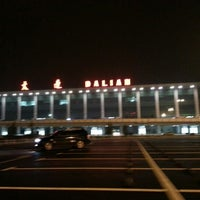 Photo taken at Dalian Zhoushuizi International Airport (DLC) by Manuel M. on 11/5/2012