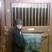 Photo taken at Equidream School of Horsemanship by Jon H. on 11/23/2012
