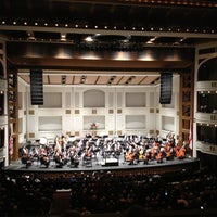 Photo taken at Mahaffey Theater by Dave G. on 3/3/2013