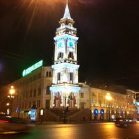 Photo taken at Книжный Дом (Иностранная Литература) by Andrey T. on 12/24/2013