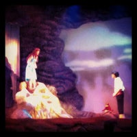 Photo taken at Voyage of The Little Mermaid by Alyssa R. on 10/24/2012