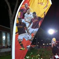 Photo taken at Cuore Sole Village by AS Roma by 🌟Enrico C. on 11/19/2012