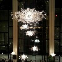 Photo taken at Metropolitan Opera by Tony W. on 4/21/2013