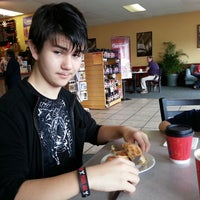 Photo taken at PJ's Coffee by Christie Dawn O. on 12/21/2013