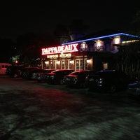 Photo taken at Pappadeaux Seafood Kitchen by Bryan A. on 12/9/2012