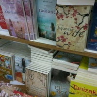 Photo taken at Gramedia by Faqih A. on 10/28/2012