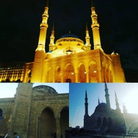 Photo taken at Mohammed Al-Amin Mosque by Jorge S. on 10/4/2016