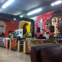 Photo taken at Wynwood Cigars by Juan M. on 12/7/2012