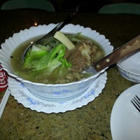 Photo taken at Tipanan Filipino Restaurant by Paolo M. on 11/18/2013