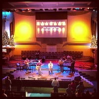 Photo taken at Taylors First Baptist Church by Alex R. on 12/9/2012