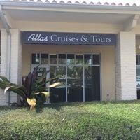 Photo taken at Atlas Cruises & Tours by Atlas Travel W. on 3/11/2016