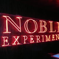 Photo taken at Noble Experiment by Lien P. on 10/13/2012