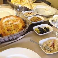 Photo taken at Grand Lounge Turkish Cuisine by Zainab K. on 3/21/2014