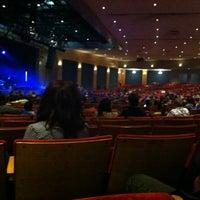 Photo taken at Kiva Auditorium by Nissa S. on 11/15/2012