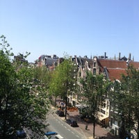 Photo taken at Crowne Plaza Amsterdam City Centre by Dima S. on 7/9/2013