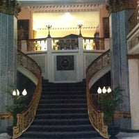 Photo taken at The Seelbach Hilton Louisville by JP on 5/6/2013