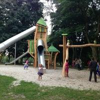 Photo taken at Brilschans Park by Joeri G. on 8/9/2013