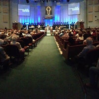Photo taken at Concord Baptist Church by Jon N. on 5/1/2013