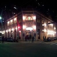 Photo taken at Theatro São Pedro by Denize R. on 3/21/2013