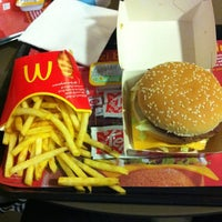 Photo taken at McDonald's by Furkan Y. on 3/23/2013