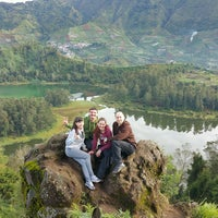 Photo taken at Dieng Plateau by Сергей В. on 1/4/2017