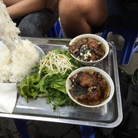Photo taken at Bún Chả Tuyết by B. on 12/22/2015